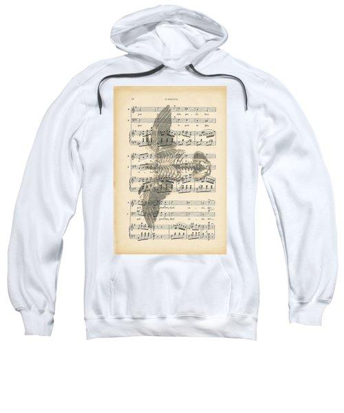 Bird Music Sweatshirt