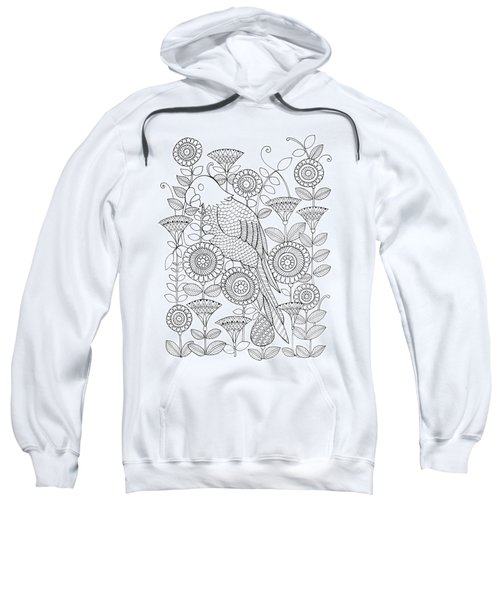 Bird Parrot Sweatshirt