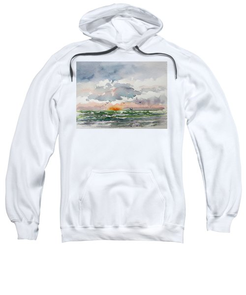 Birds Rising IIi Sweatshirt
