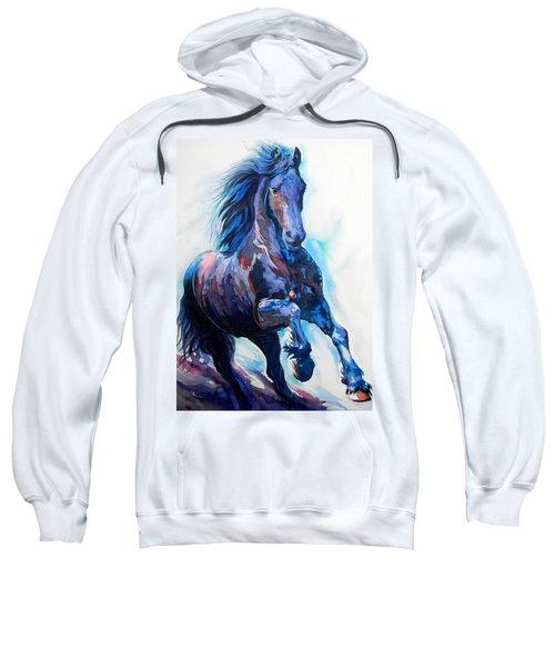 F R E S S I A N  . B L U E Sweatshirt