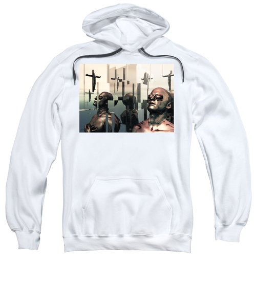 Blind Reflections Sweatshirt