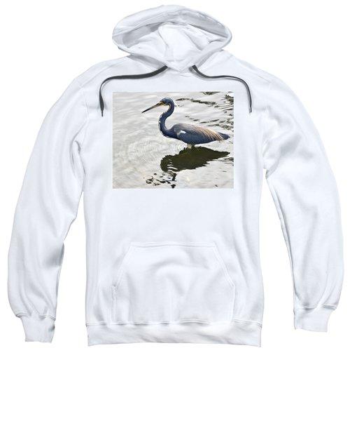 Blue Heron Sweatshirt