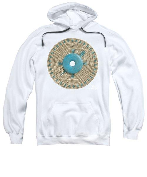 Blue Howlite Sweatshirt