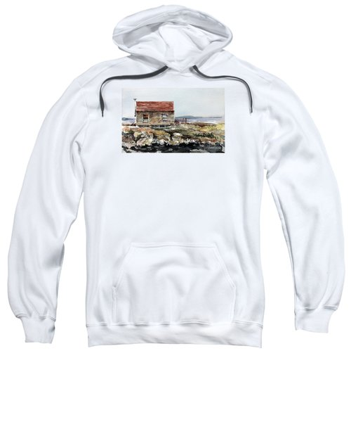 Blue Rocks Nova Scotia Sweatshirt