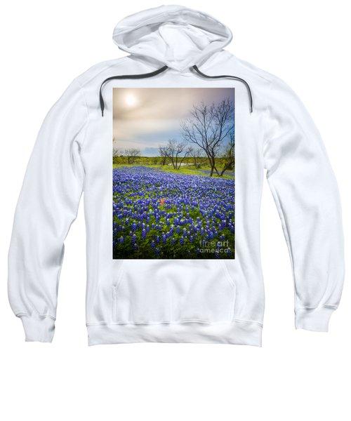 Bluebonnet Mood Sweatshirt