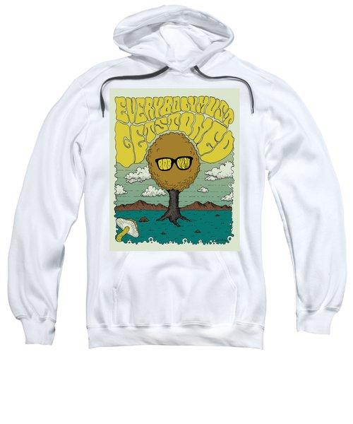 Bob Dylan - Everybody Must Get Stoned Sweatshirt by Geraldinez