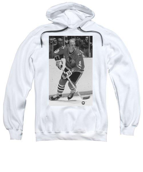Bobby Hull Poster Sweatshirt