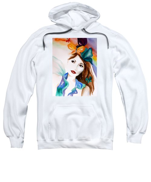 Born To Fly Sweatshirt