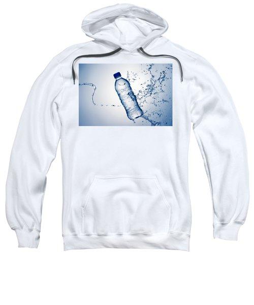 Bottle Water And Splash Sweatshirt