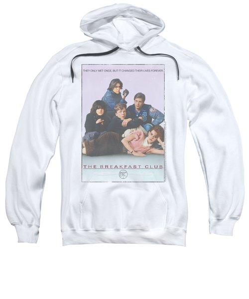 Breakfast Club - Bc Poster Sweatshirt