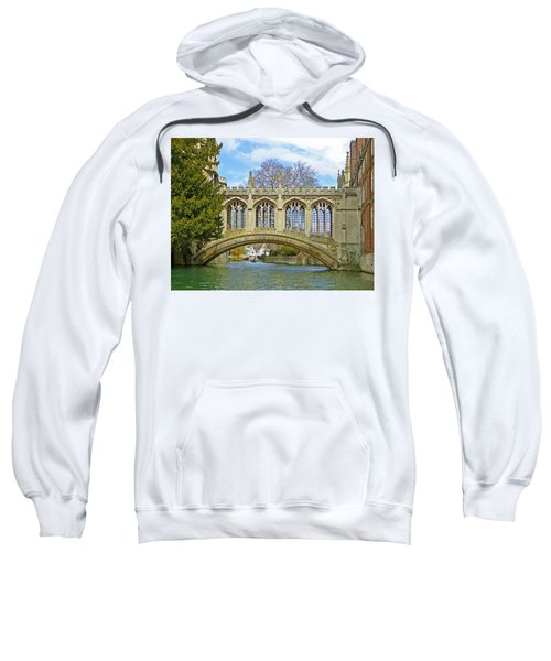 Bridge Of Sighs Cambridge Sweatshirt
