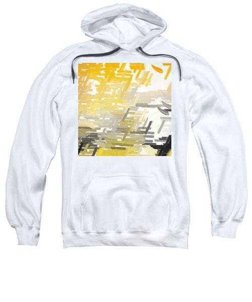Bright Slashes Sweatshirt