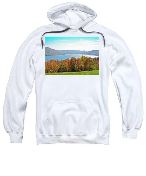 Bristol Harbour View Sweatshirt