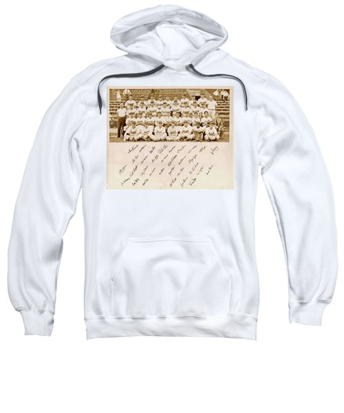 Brooklyn Dodgers Baseball Team Sweatshirt