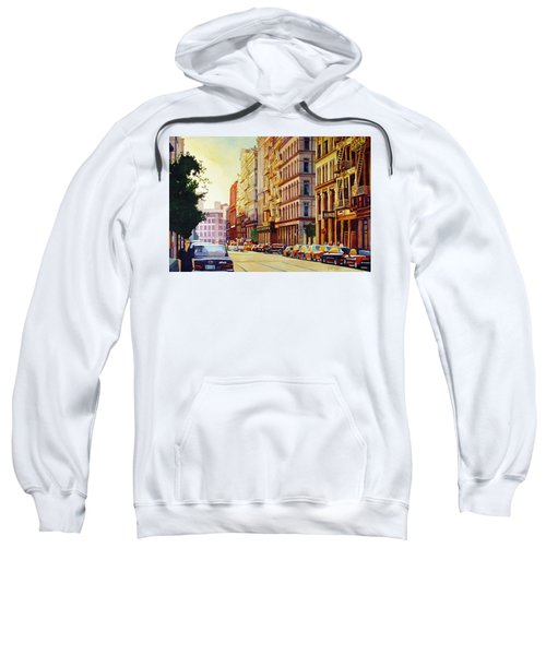 Brownstone Sunset Sweatshirt