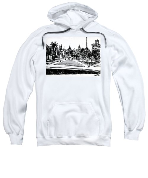 Buenos Aires Argentina  Sweatshirt