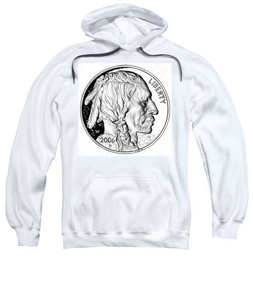 Buffalo Nickel Sweatshirt