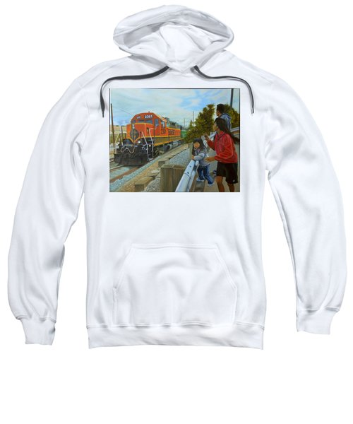 Burlington Northern Santa Fe Sweatshirt
