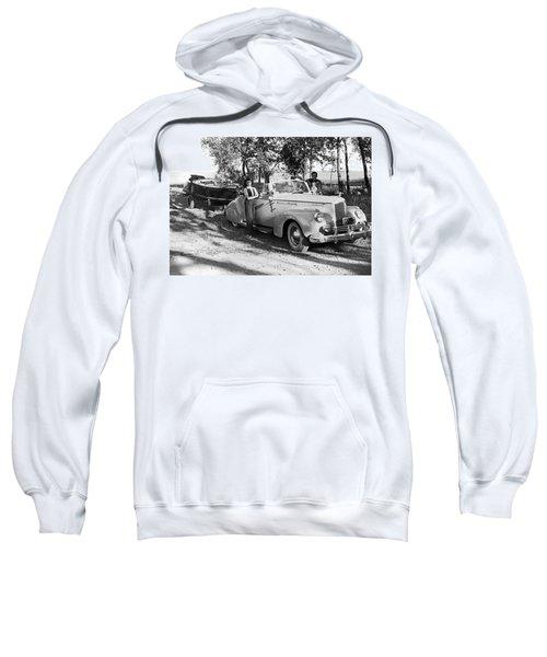 California Lake Vacation Sweatshirt
