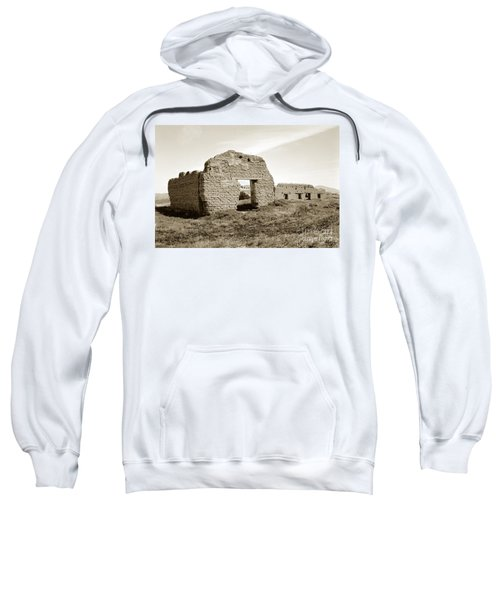 Soledad  California Mission  Monterey Co. Circa 1900 Sweatshirt