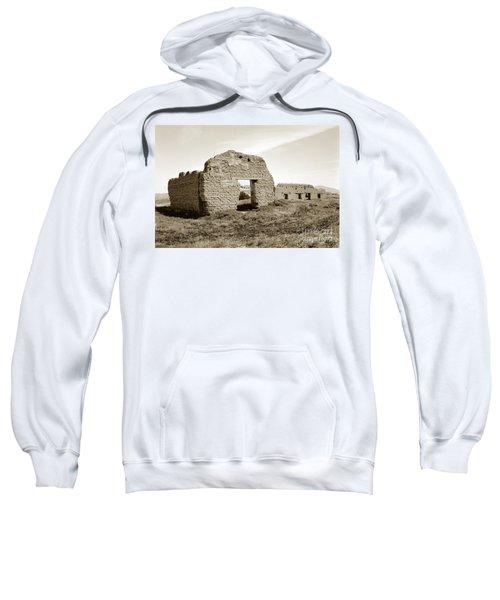 Soledad  California Mission  Monterey Co. Circa 1900 Sweatshirt
