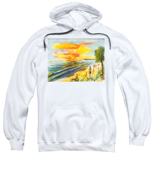 California Sunset Sweatshirt