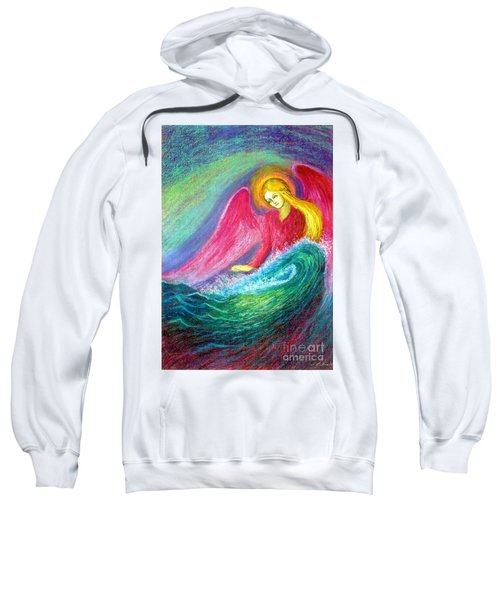 Calming Angel Sweatshirt