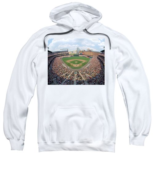 Camden Yards Baltimore Md Sweatshirt