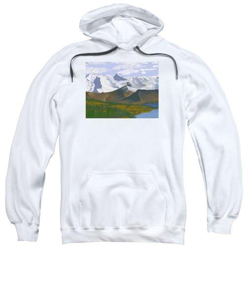 Canadian Rockies Sweatshirt