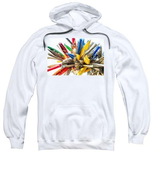Canoe Art II Sweatshirt