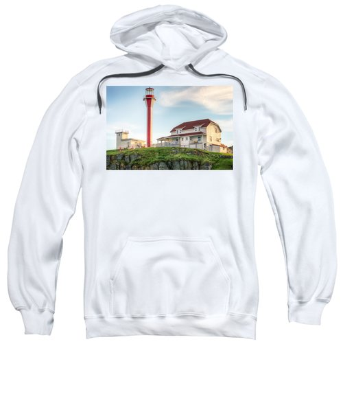 Cape Forchu Lighthouse Sweatshirt