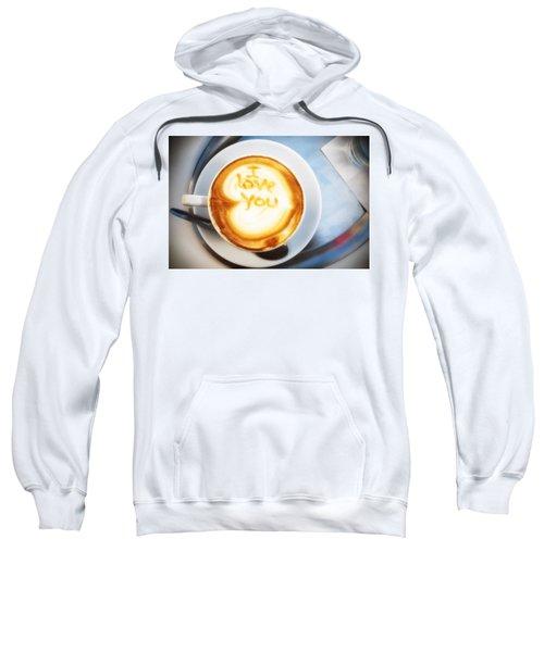Cappuccino Sweatshirt