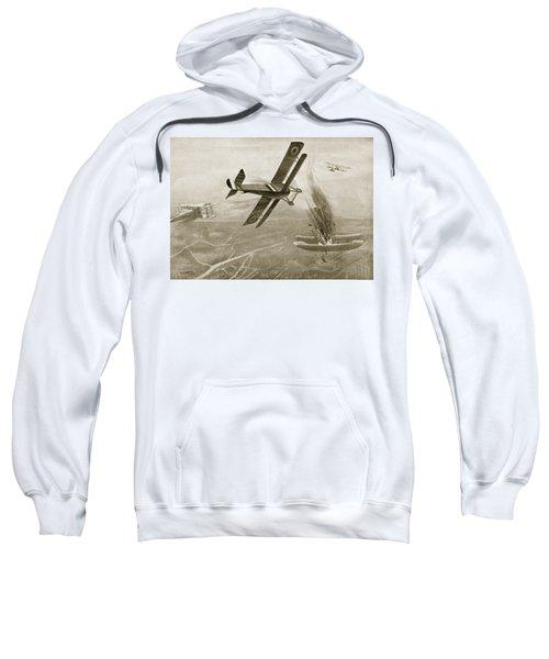 Captain Hawkers Aerial Battle Sweatshirt