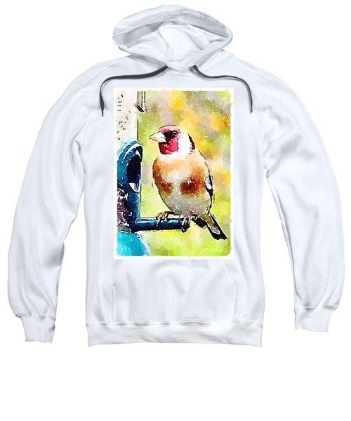 Carduelis Carduelis 'waterfinch' Sweatshirt