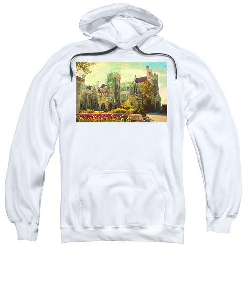 Casa Loma Castle In Toronto Sweatshirt