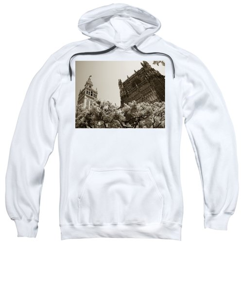 Cathedral Of Seville Sweatshirt