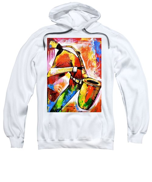 Celebrating Music Sweatshirt