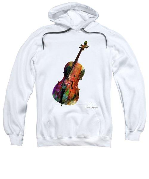 Violin Sweatshirt