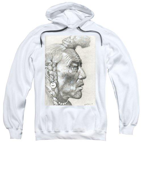 Cheyenne Medicine Man Sweatshirt