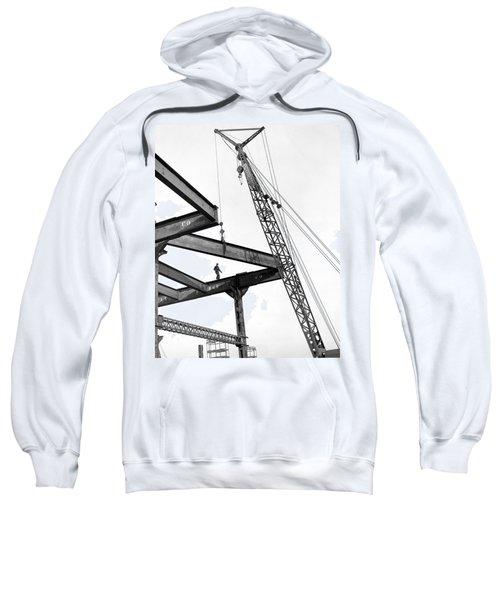 Chicago High Rise Construction Sweatshirt