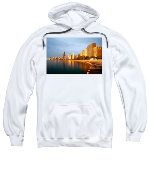 Chicago Skyline Sweatshirt