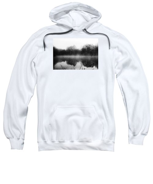 Chilly Morning Reflections Sweatshirt