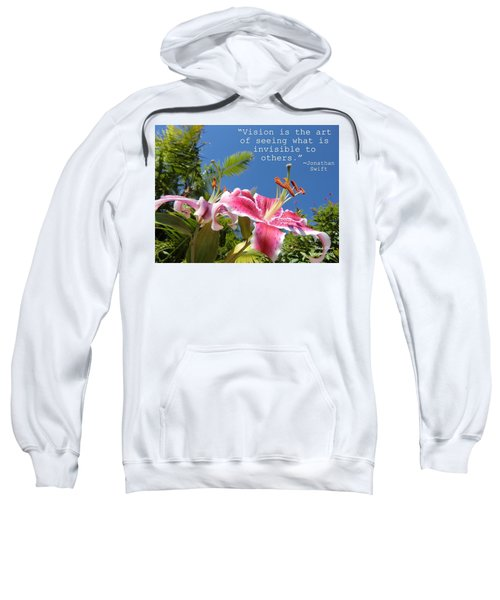 Choose Your Quote Choose Your Picture 19 Sweatshirt