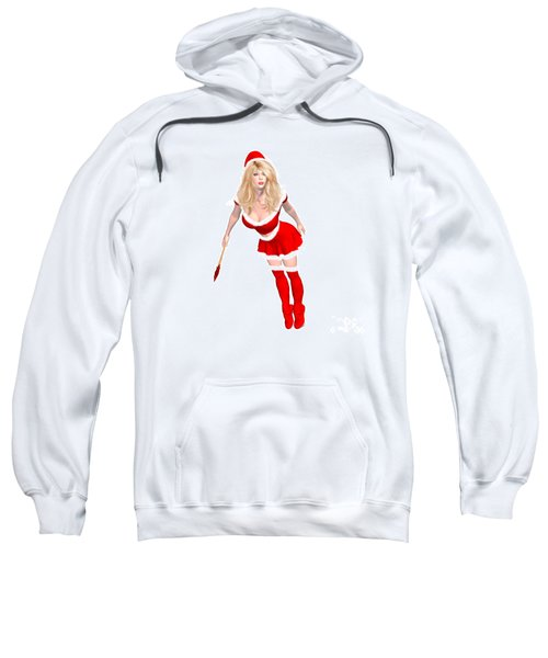 Christmas Elf Elise Sweatshirt