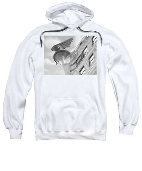 Chrysler Building 4 Sweatshirt