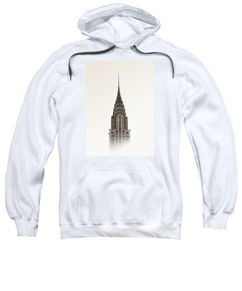 Chrysler Building - Nyc Sweatshirt by Nicklas Gustafsson