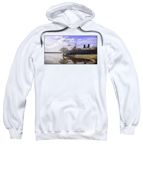 City Of Milwaukee Joslin Cove Michigan  Sweatshirt