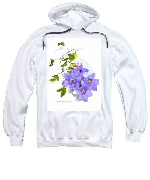 Clematis Sweatshirt