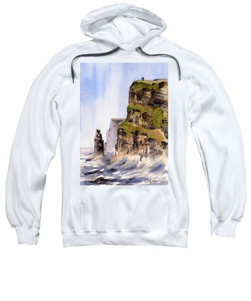 Clare   The Cliffs Of Moher   Sweatshirt
