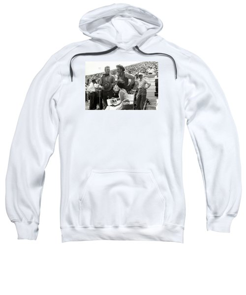 Clint Eastwood  Eric Fleming Characters Rowdy Yates Salinas California 1962 Sweatshirt
